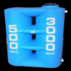 akumulační nádrž RAINBAG nadzemní